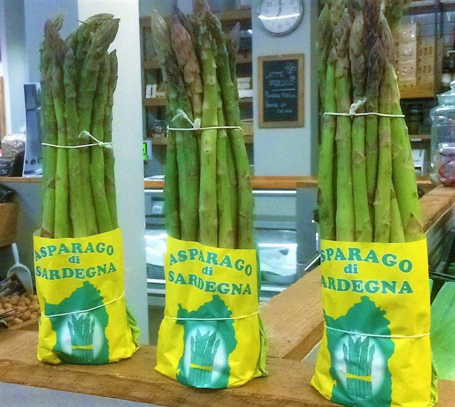Asparago di Sardegna