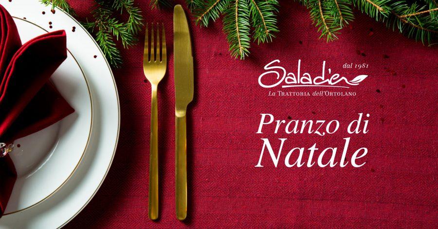 Il Pranzo di Natale da Saladier Vinci