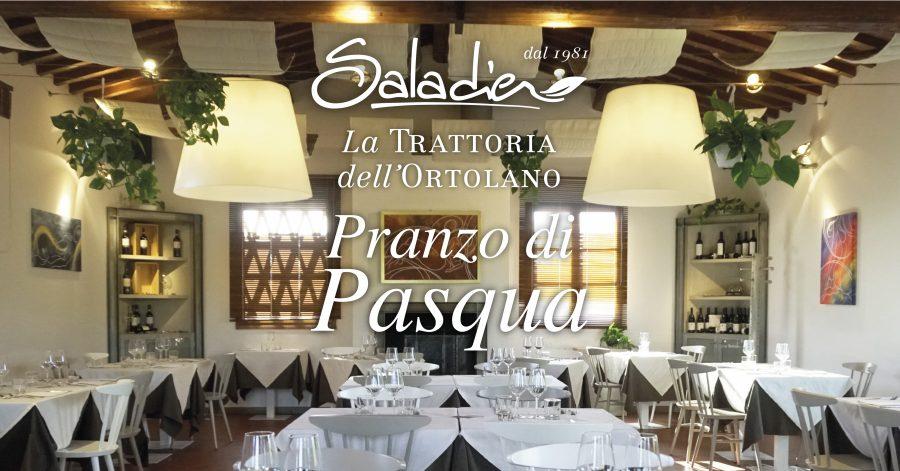 Pranzo di Pasqua in Toscana da Saladier Vinci