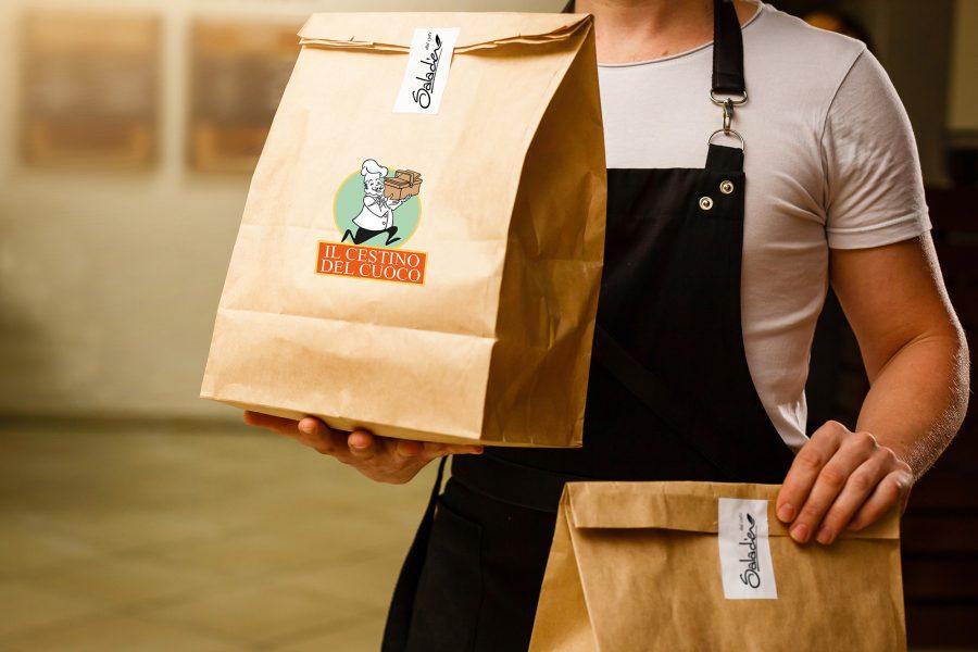 Saladier entra nel digitale: nuovo servizio di delivery e take away tramite la piattaforma Il Cestino del Cuoco.